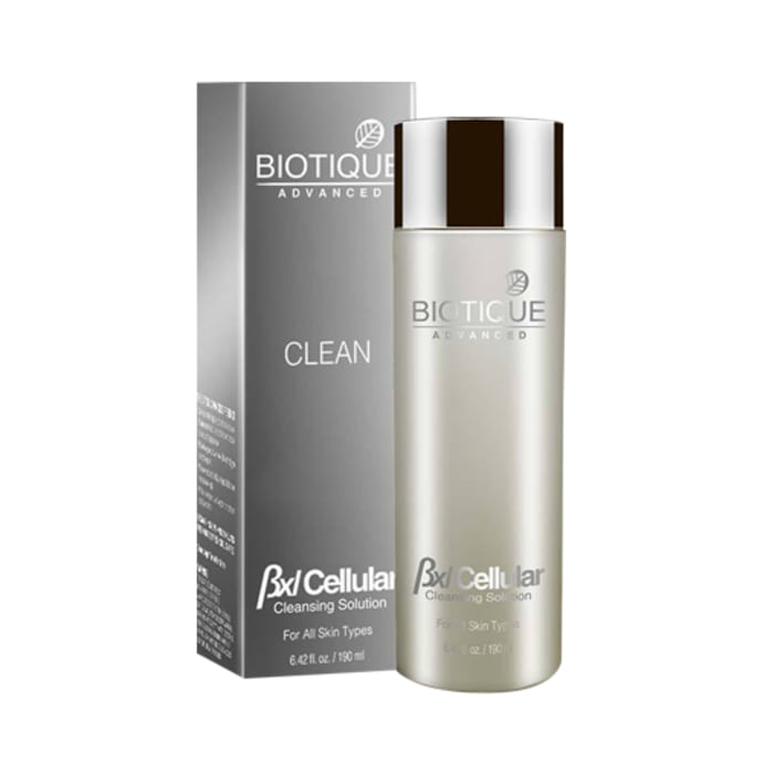 Biotique bio berberry bxl cellular cleansing solution