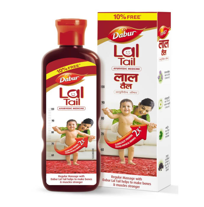 Dabur lal tail pack of 2