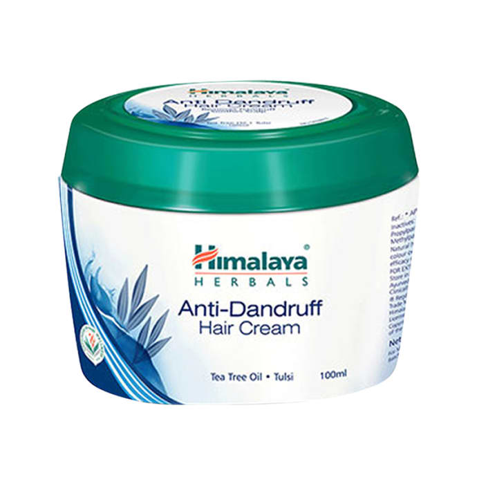 Himalaya anti-dandruff hair cream pack of 2