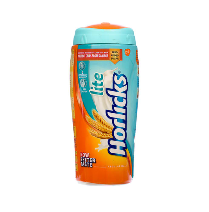 Horlicks lite powder regular malt