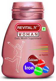 Revital H Woman - 30 Tablets