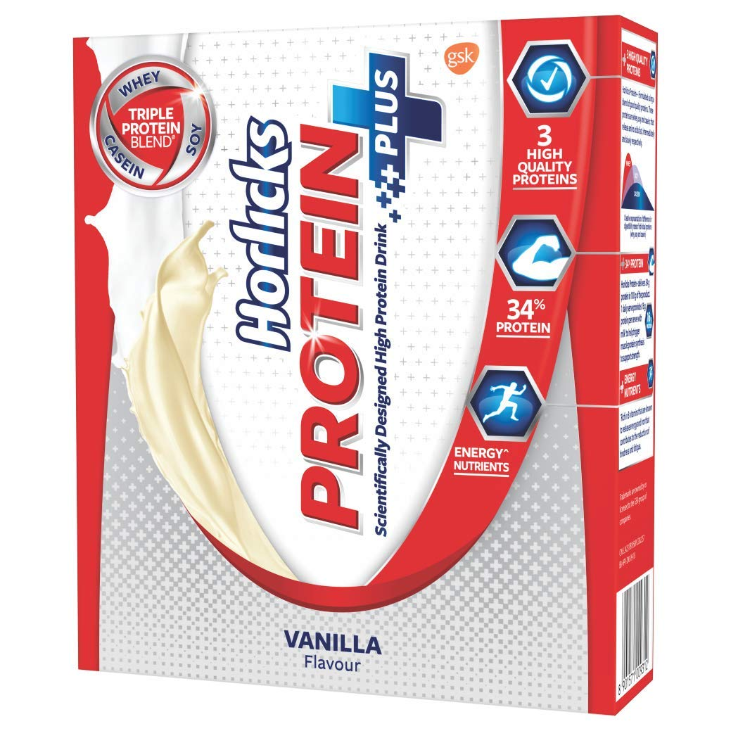 Horlicks Protein Plus Vanilla